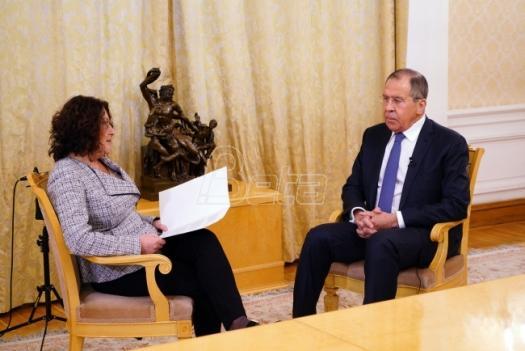 Lavrov: Brisel greši što uslovljava Zapadni Balkan
