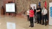 Promocija vakcinacije u Srbiji i na jezicima nacionalnih manjina