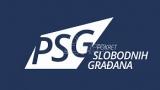 PSG:  Glasajte za Gradjansku inicijativu Olivera Ivanovića