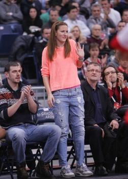 Nataša Kovačević nije više predsednica ŽKK Crvena zvezda