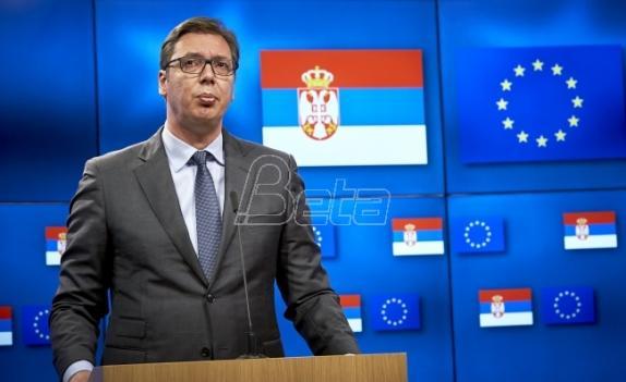 Vučić: Srbiji treba značajna motivacija EU (VIDEO)