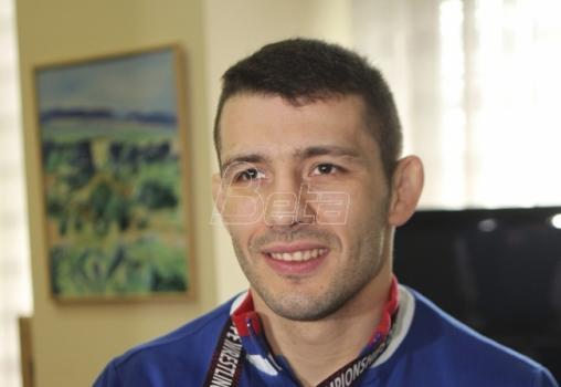 Davor Štefanek najbolji rvač sveta