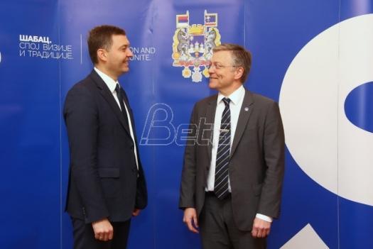 Šabac ugostio ambasadora Finske
