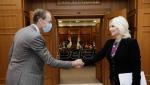 Mihajlović sa delegacijom MMF-a: Za efikasniji rad JP neophodne strukturne promene