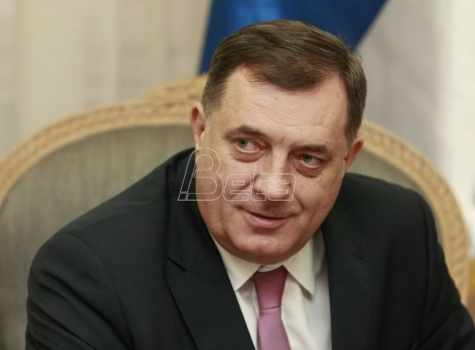 Dodik Drops Plans For Holding 2018 Republika Srpska Independence Referendum