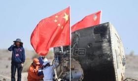 Kineska svemirska misija Šendžou-12 ostvarila sve što je planirano (VIDEO)