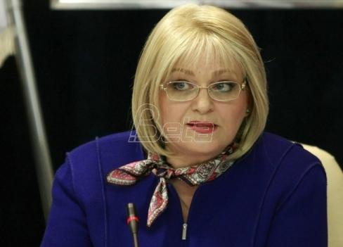 Jorgovanka Tabaković: Ako svinjsko meso s kostima poskupi za 16,2 do 36 odsto, očekujemo da će pogurati inflaciju od 0,32 do 0,56 odsto