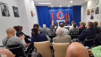 Djordjević:  Oslobodjenje neće učestvovati na izborima