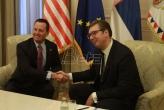 Vučić:  Sutra potpisujemo sporazum o železničkoj liniji Beograd-Priština