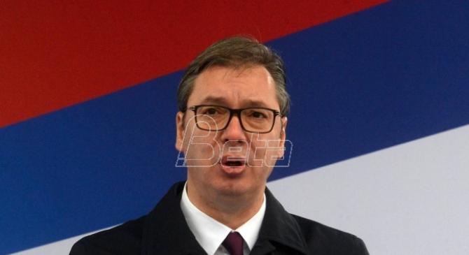 Vučić: Za dve godine od Beograda do Kruševca za sat i po