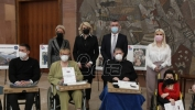 Uručene nagrade povodom Medjunarodnog dana invalidskih kolica u Srbiji