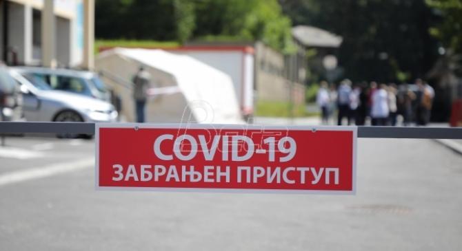 Radovanović: Broj preminulih od korone prikriven, najveća podvala u istoriji srpske medicine