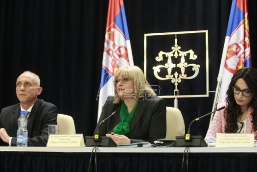 Tabaković: Inflacija u Srbiji dva odsto