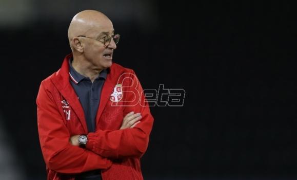 Muslin: Idemo po tri boda protiv Gruzije