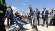 U Kruševcu postavljen kamen temeljac za 20 stanova za izbeglice