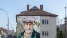 Marija Komarac pobednica konkursa za mural s likom Dragoslava Mihailovića