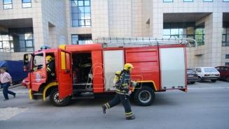 Ugašen požar u domu za stare u Mladenovcu, jedna osoba povredjena
