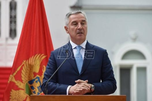 Đukanović odbacio ocene o nelegalnim aktivnostima u Sarajevu