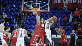 Partizan ostao na minus sedam protiv Lokomotive
