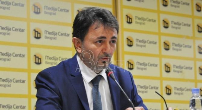 Ćulibrk: Orkestrirana kampanja protiv Telekoma Srbija(VIDEO)