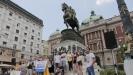 U Beogradu održan protest pod nazivom Rio Tinto: Marš sa Drine