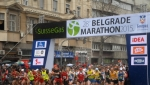Beogradski maraton sa oznakom pet ...