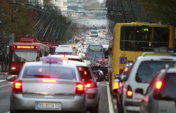 AMSS: Pojačan saobraćaj | Novinska agencija Beta
