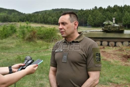 Vulin: Republiku Srpsku smatraću posebnom državom, Džaferović ne poštuje Srbe