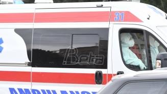 Hitna pomoć:  Mirna noć u Beogradu, intervencije zbog kovid-19 u padu