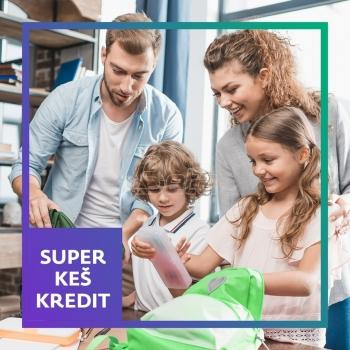 Super keš kredit Sberbanke