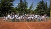 Banaćani i migranti iz Kikinde zajedno uredili sportske terene i učestvovali u Turniru prijateljstva