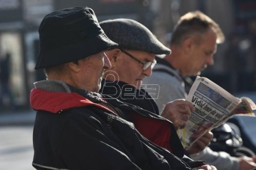 Politika: Zahtevi za penzionisanje do 31. decembra