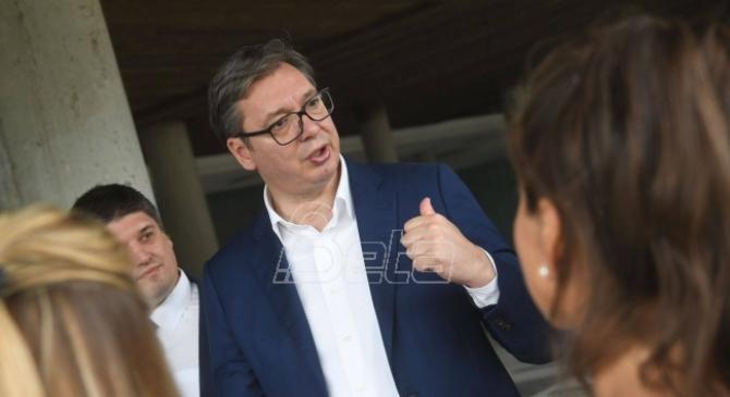 Vučić: Nikada se nisam video sa Belivukom niti komunicirao sa njim