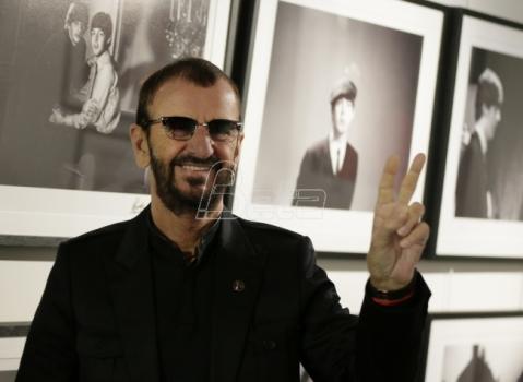 Ringo Star: Koristite više slovo V