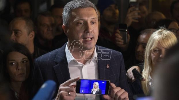 Obradović (Dveri): Savez za Srbiju neće na pregovore sa SNS, ni na izbore u martu