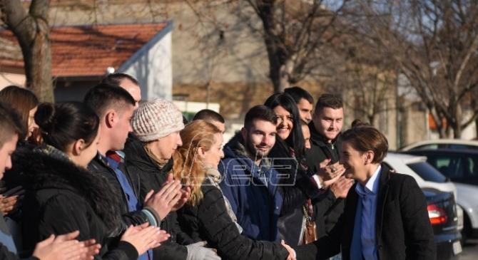 Brnabić: Obradović nije uzbunjivač, nije poštovao zakonske procedure