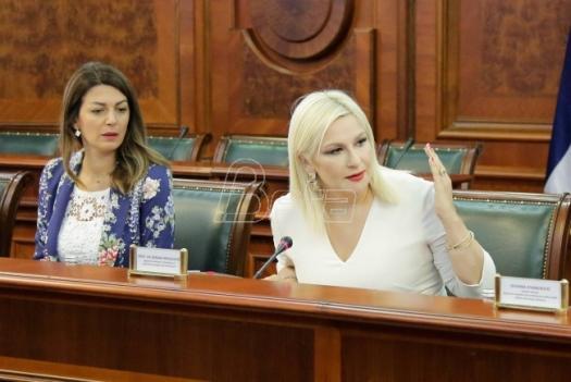 Mihajlović: Spreman nacrt Zakona o rodnoj ravnopravnosti