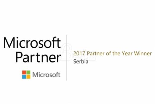 Microsoft proglasio Comtrade partnerom godine