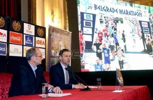 Beogradski maraton suspendovan do daljeg