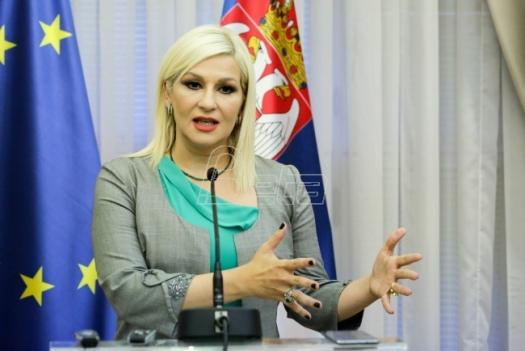 Zorana Mihajlović: Srbija ide ka EU ali se ne odriče odnosa sa Rusijom, Kinom, SAD