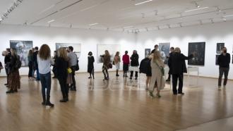 Otvorena retrospektivna izložba Vladimira Veličkovića u Beogradu