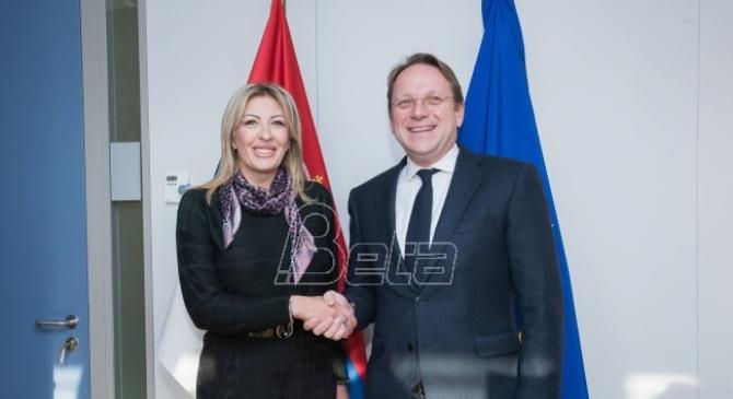 Varheji: Nova metodologija EU i za Srbiju, samo ako joj bude od koristi i ako prihvati