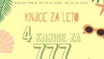Sjajne akcije se nastavljaju - 4 knjige za 777 dinara!