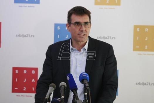 Marko Djurišić (UDS): U Srbiji ne postoje uslovi za fer i poštene izbore, ali ćemo izaći na njih