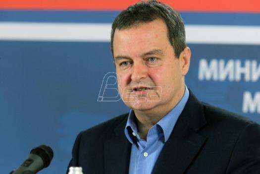 Dačić: Kitarović opet grubo napala Srbiju
