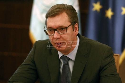 Vučić: Nema rokova za unutrašnji dijalog o Kosovu, u septembru počinju razgovori