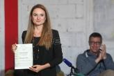 NUNS:  Novinarka KRIK-a Dragana Pećo dobitnica nagrade Dušan Bogavac
