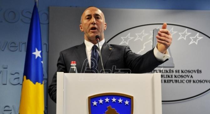 Haradinaj Hanu: Takse će biti ukinute kada Srbija prizna Kosovo