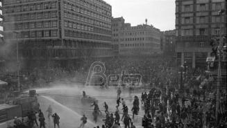 Danas se navršava 30 godina od prvih masovnih demonstracija protiv režima Slobodana Miloševića