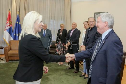 Mihajlović i Skat: Više investicija iz SAD kao rezultat reforme gradjevinskih dozvola